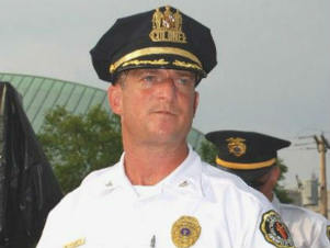 Michael A Pristoop Annapolis Police Chief