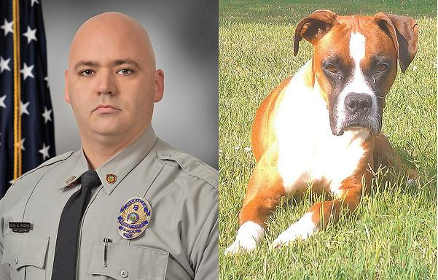 sean brooks police dog shooting