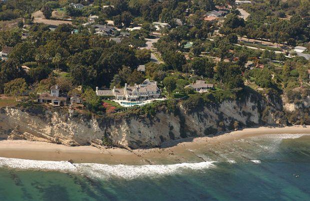 Barbra Streisands California Home