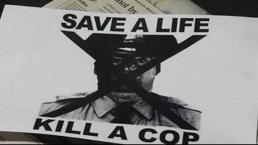 Save A Life Kill A Cop