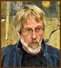 John Zerzan Oil Painting