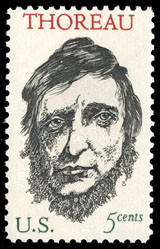 He broke the law and ended up with his face on a stamp.