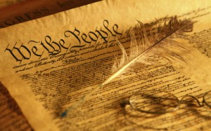 the constitution is not libertarian